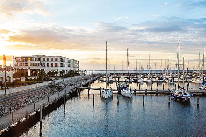 Hotel Yachthafenresidenz Hohe Düne
