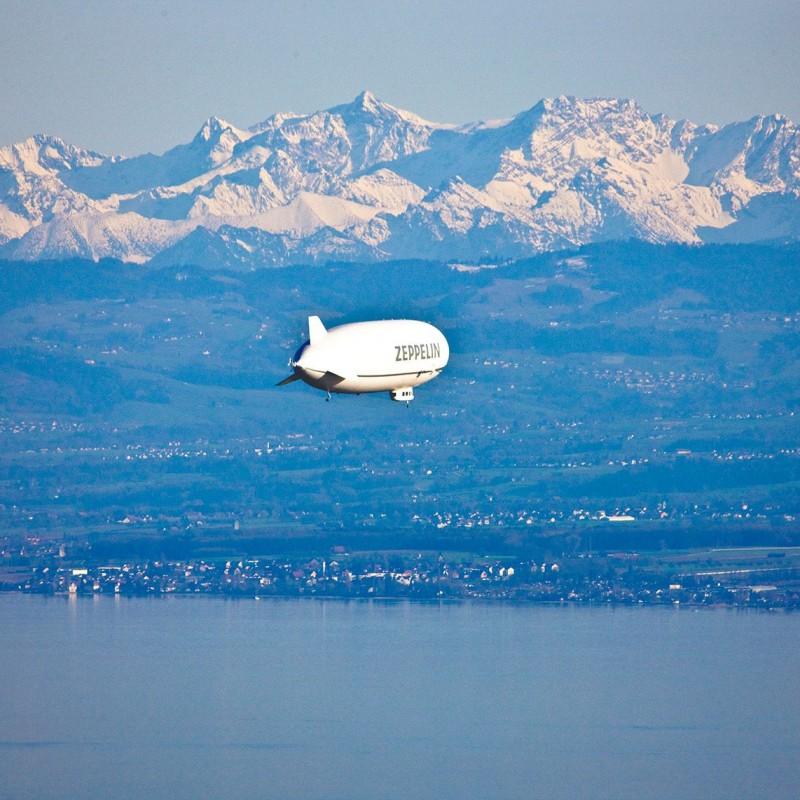 Zeppelinfahrt und Übernachtung am Bodensee   travelcam.tv