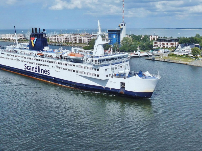 Warnemünde Scandlines