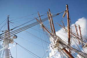 Hanse Sail Teilnehmerschiffe