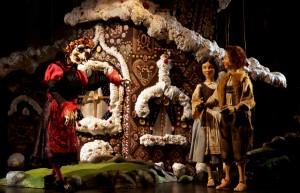 Lindauer Marionettenoper Hänsel und Gretel