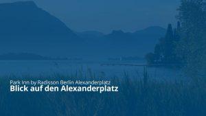 Titel Park Inn Berlin - Alexanderplatz