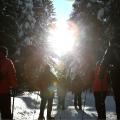 Schneeschuhwandern in Österreich