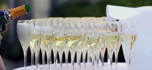 Champagner im Park Inn Berlin Alexanderplatz